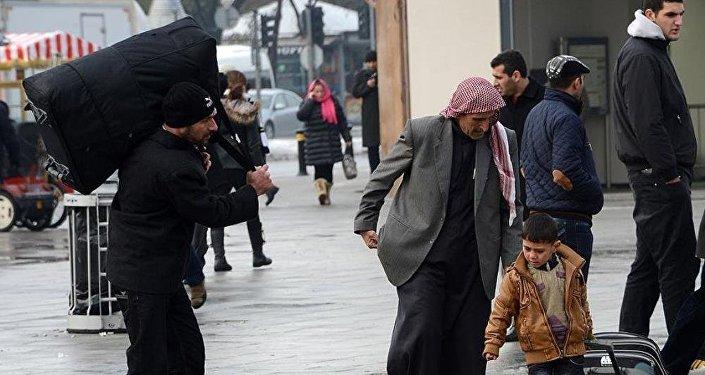 2040 yılında 13 kişiden 1'i Suriyeli olacak