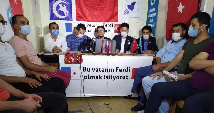 Çavuşoğlu'nun açıklamasının ardından, Suriyeli Türkmenler vatandaşlık talep etti
