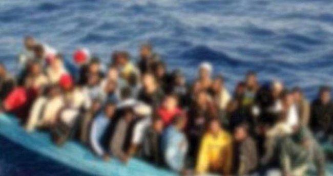 Kırklareli'nde 9'u Suriyeli 10 kaçak göçmen yakalandı